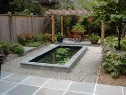 Small Backyard Pond Ideas by Choose Garden Pond Ideas Plants
