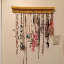 make necklace holder images Diy necklace holder easy in diy awwake me jpg