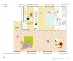 Spanish Floor Plans Decompress And Compress At This Small Spanish Apartment Lifeedited