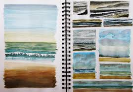 lisa le quelenec seaside studios paintings prints and mixed media