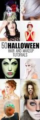 50 halloween hair and makeup tutorials loves glam