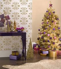 living room interesting christmas tree design ideas with gold