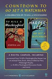 To Kill A Mockingbird Barnes And Noble Countdown To Go Set A Watchman A Celebration Of To Kill A