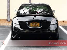 nissan sedan 2012 rtint nissan altima sedan 2007 2012 tail light tint film