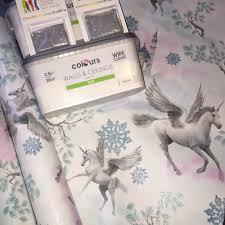 unicorn fantasy nursery theme u2013 sneak peek