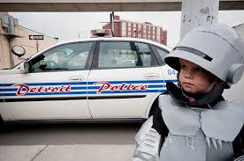 Robocop Halloween Costume Happy Halloween Sweet Kid Robocop Visitor Gadgetsin