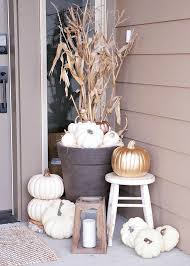 Pictures Of Front Porches Decorated For Fall - 70 best everything fall images on pinterest fall gardens and