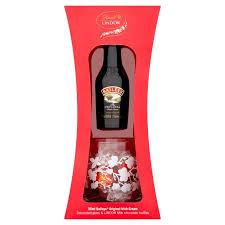 baileys gift set morrisons baileys chocolate glass gift set product information