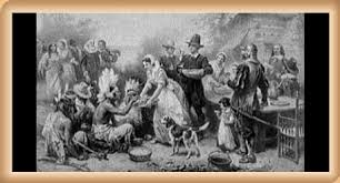 the thanksgiving in the usa was a feast in 1621 shared by the