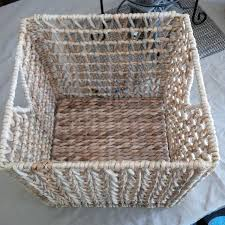 Ikea Buy Or Sell A Find More Ikea Wicker Baskets Kallax For Sale At Up To 90