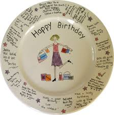 celebration plates original ceramics celebration plates