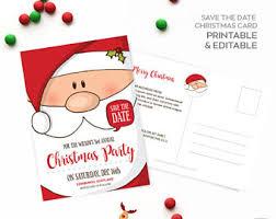 save the date christmas ornament snowflake wedding card