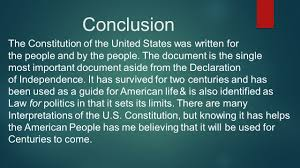 the constitution of the united states ppt video online download