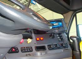 freightliner cascadia warning lights freightliner cascadia cab interior with hts systems led dash release