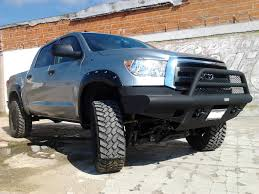 toyota custom apache front bumper tough country bumpers
