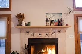 ideas on diy fireplace mantel
