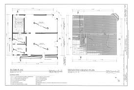 file floor plan and reflected ceiling plan meyer meat market