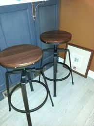 furniture inspiring wrought iron bar stools target ideas for