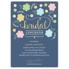bridal luncheon wording bridesmaids luncheon invitation wording paperstyle