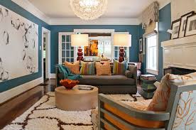 Eclectic Living Rooms For A Delightfully Creative Home - Living room modern designs