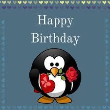Penguin Birthday Meme - happy birthday penguin love