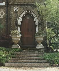 gothic house plans valine gothic revival style door