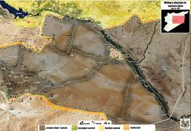 Islamic State Territory Map by Battle For Central Syria Heats Up As The Syrian Army Enters Isil U0027s