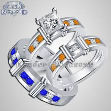 r2d2 wedding ring his hers r2d2 bb 8 droid inspired silver or white gold
