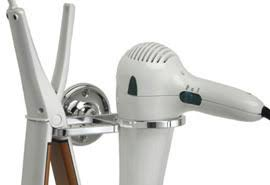 Hair Dryer And Flat Iron Holder Wall Mount wall mount flat iron and hair dryer holder i like