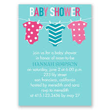 baby clothes mini baby shower invitation invitations by dawn