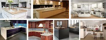 Mixed Wood Kitchen Cabinets Modern Kitchen Cabinet High Gloss Lacquer Mixed Solid Wood View