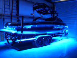 installing led lights on boat rub rail led lighting build a customized tritoon pontoon boat