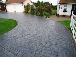 Patio Pavers Cost Calculator by Best 25 Stamped Concrete Cost Ideas On Pinterest Stamped