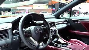 lexus interior 2018 2018 lexus rx 350 interior exterior and review my car 2018 my