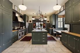 green kitchen islands 20 green kitchen ideas for 2018