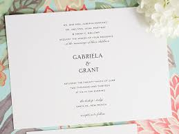 simple wedding invitations simple wedding invitations wedding invitations