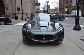 maserati 2017 granturismo 2017 maserati granturismo sp special edition stock m539 for sale