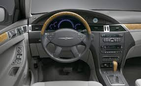 image gallery 2009 chrysler pacifica