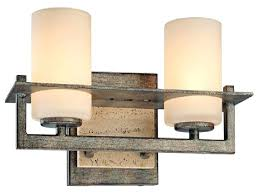rustic bathroom vanity lighting awesome sconces lights for the