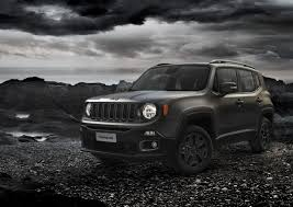 jeep renegade special jeep renegade night eagle arrives in european showrooms