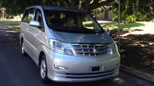 toyota alphard 2 4 litre 2006 for sale edward lee u0027s youtube