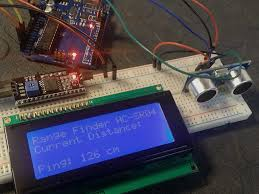 use the i2c bus to control a character lcd with arduino tutorial