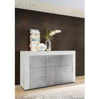 White Gloss Sideboards White Gloss Sideboards Shop Online At Furnish Uk
