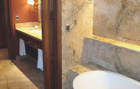 bathroom best bathrooms with travertine tile decorating ideas