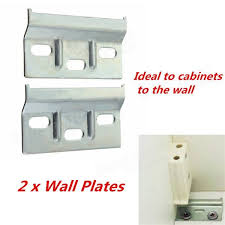 cabinet hanger wall plate 2pcs wall overhead cupboards hanger plate kitchen cabinet hanging
