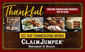 334899 cj thankful lsc eblast claimjumper restaurant locations