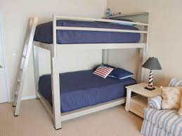 bunk beds twin over queen bunk bed queen size loft bed frame for