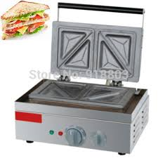 Electric Toaster Price Best Quality 110v 220v Electric Sandwich Grill Toaster Press Maker