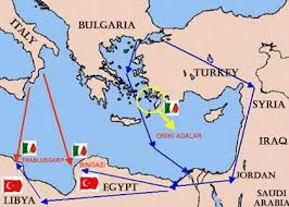 Ottoman Imperialism Ww1history 22italy