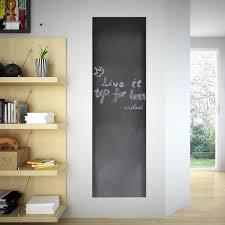 tableau craie cuisine tableau autocollant avec craies toile murale 0 6 8718475864943